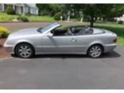 2003 Mercedes-Benz CLK Convertible in Jamison, PA