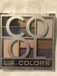 UNOPENED L.A. COLORS EYE SHADOW
