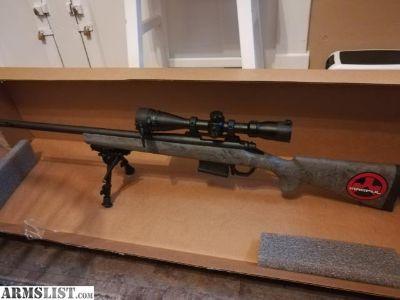 For Sale: Remington 700 AAC-SD custom