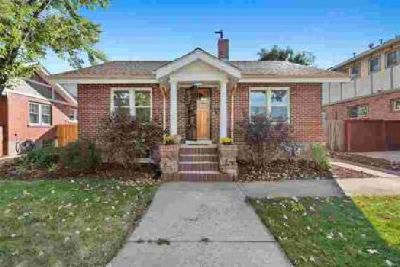 1266 South Emerson Street Denver Three BR, Welcome home to this