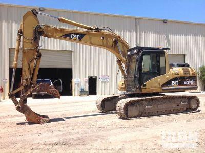 Cat 318C L Track Excavator