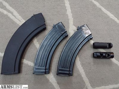 For Sale: AK-47 and Ruger 10-22 Mags