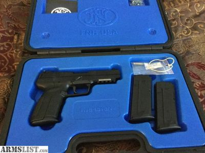 For Sale/Trade: Brand New FN 5.7 Mark