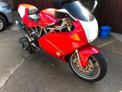 1994 Ducati SUPERSPORT 900