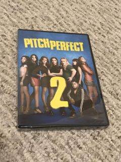 New Sealed Pitch Perfect 2 DVD Anna Kendrick