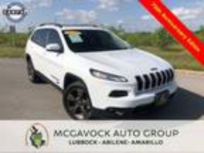 Used 2016 Jeep Cherokee 75th Anniversary Edition in Lubbock, TX