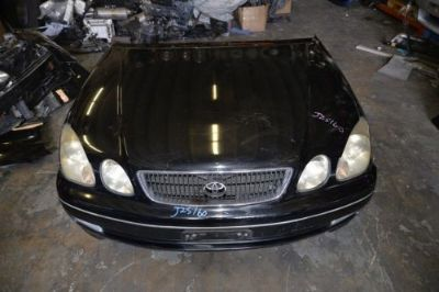 Purchase Toyota Aristo JZS161 Front Nose Cut Hood Bumper Lights Rad Support Lexus GS300 motorcycle in Fort Lauderdale, Florida, United States, for US $1,050.00