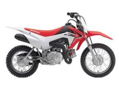 2017 Honda CRF110F Competition/Off Road Motorcycles Ontario, CA