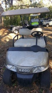 Golf Cart by EZ GO