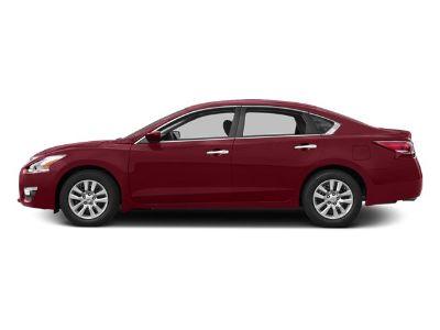 2014 Nissan Altima 2.5 (Cayenne Red Metallic)