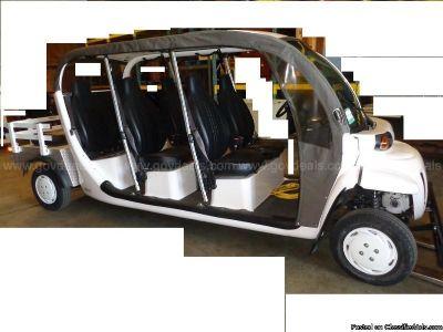 GEM e6 Electric Cart