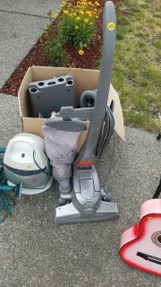 Kirby sentra with all attachments