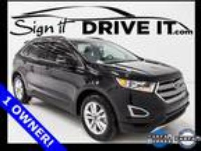 2015 Ford Edge SEL - BACKUP CAMERA, BLUETOOTH, ALLOY WHEELS!