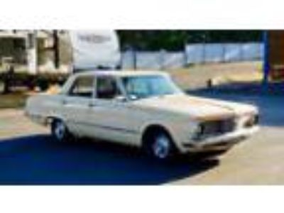 1964 Plymouth Valiant 4 door 1964 Plymouth Valiant V-200 Sedan Slant 6