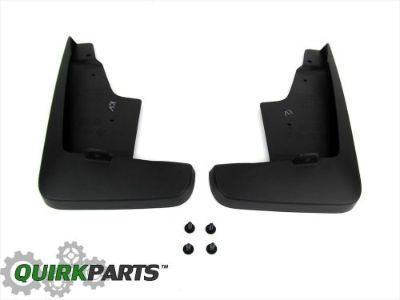 Buy 2007 2008 2009 2010 JEEP COMPASS FRONT MOLDED SPLASH GUARDS OEM NEW MOPAR motorcycle in Braintree, Massachusetts, United States, for US $48.88