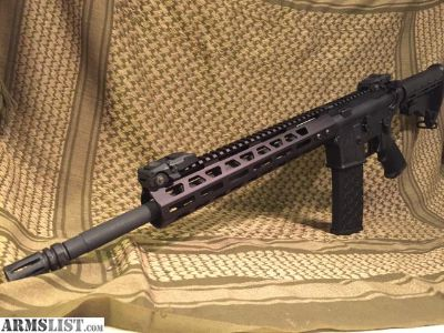 For Sale: 16 AR-15
