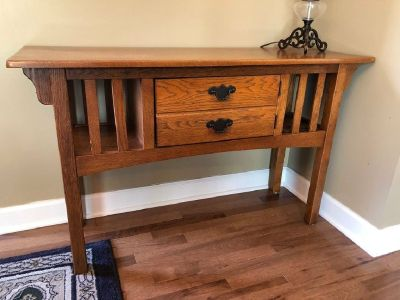 Sideboard (buffet table)