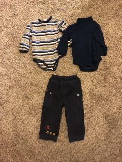 24mo onesies and pants