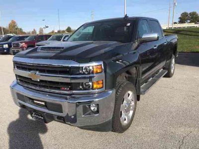 Used 2018 Chevrolet Silverado 2500 HD Crew Cab for sale