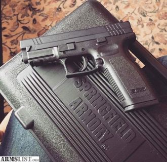 For Sale: New Springfield XD 45