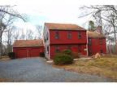 Real Estate For Sale - Four BR, Three BA Colonial