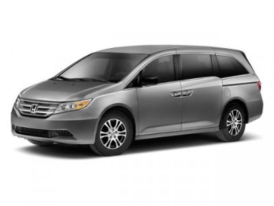 2012 Honda Odyssey EX (Dark Cherry Pearl II)