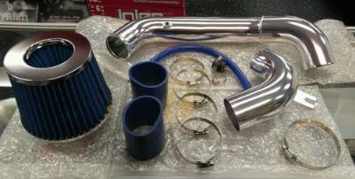 Purchase 95 96 97 98 99 Neon 2.0 L4 COLD AIR INTAKE SYSTEM w/ FILTER - BLUE motorcycle in Kissimmee, Florida, United States, for US $50.00