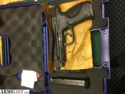 For Sale: Smith and Wesson M&P Pro 9mm