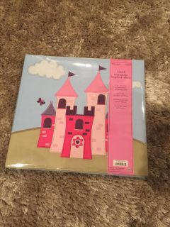 New never used scrapbook from hobby lobby $10