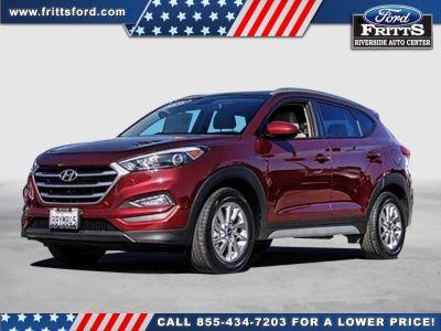 2018 Hyundai Tucson SEL (RUBY WINE)
