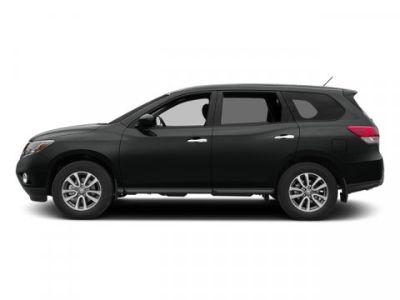 2013 Nissan Pathfinder S (Super Black)