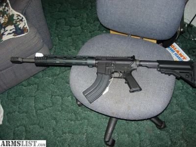 For Sale/Trade: two 7.62 x 39 AR Rifles