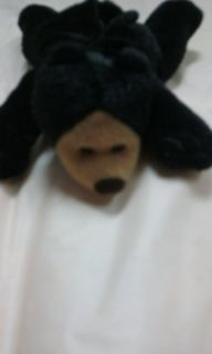 Blackie the black bear Beanie