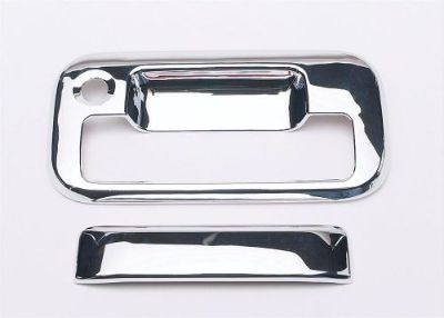 Sell Tailgate Handle Cover Chrome 2005-2006 F150 & Lincoln Mark LT motorcycle in Orlando, Florida, United States, for US $24.99