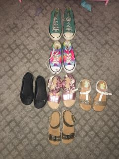 Lot of shoes!