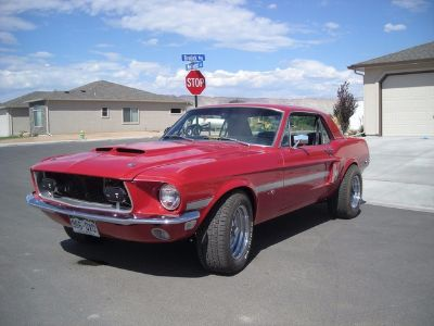 1968 Ford Mustang High Country Special