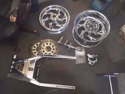 Find 240 Kit Setup For Honda CBR BIG TIRE KIT, READY TO SHIP, COMPLETE KIT UNIVERSAL motorcycle in Lakeland, Florida, United States, for US $2,000.00