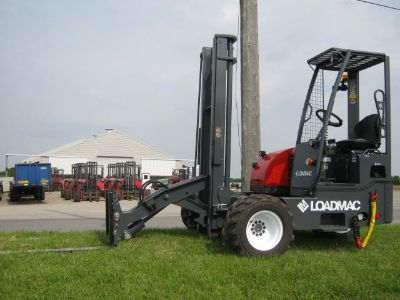 2018 Loadmac 825 (Standard (Double Reach) Extension for One-Side