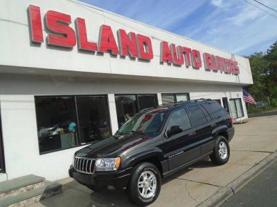 2003 Jeep Grand Cherokee Laredo (Black)