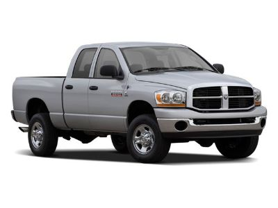 2009 Dodge RSX Laramie (Bright Silver Metallic)