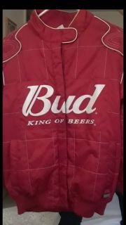 Dale Earnhsrdt jr jacket