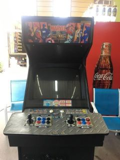 Marvel vs Capcom Arcade Game RTR# 9023497-06