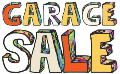 Garage sale tomorrow may 24th 8am to 5pm