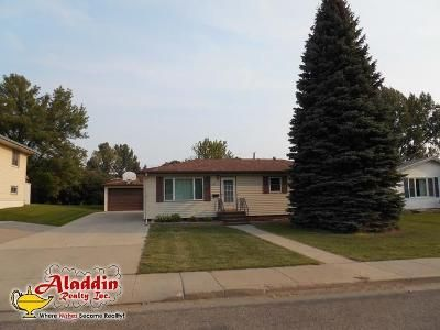 3 Bed 1 Bath Foreclosure Property in Mandan, ND 58554 - 14th St NW