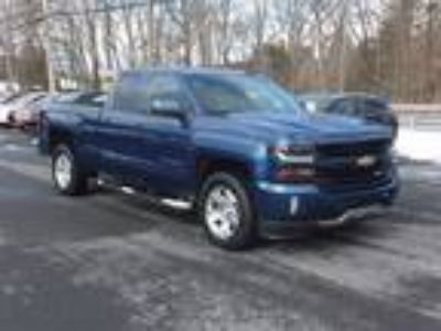 Used 2016 CHEVROLET SILVERADO 1500 For Sale