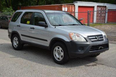 2005 Honda CR-V LX (Satin Silver Metallic)