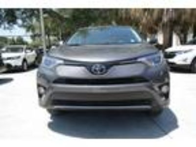 used 2018 Toyota RAV4 for sale.