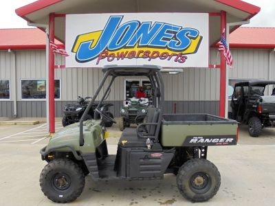 2008 Polaris Ranger 4x4 EFI Side x Side Utility Vehicles Durant, OK