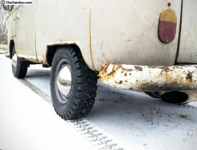 WANTED: NOS 68' Bus Rear Trailing Arms