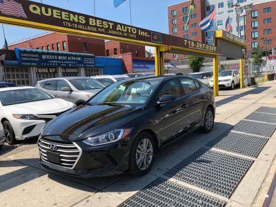 2018 Hyundai Elantra SEL 2.0L Auto SULEV (Alabama) (Phantom Black)